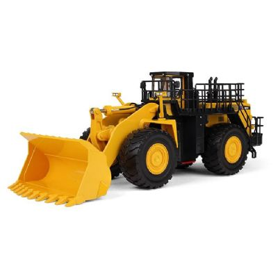 First Gear Komatsu WA900-3 Wheel loader Yellow